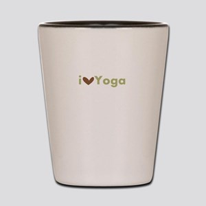 LoveYoga Shot Glass