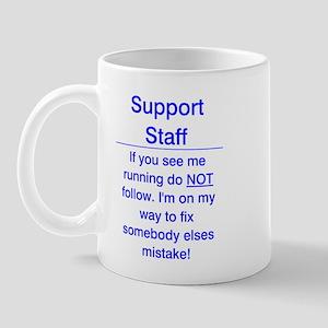 If I'm Running Mug