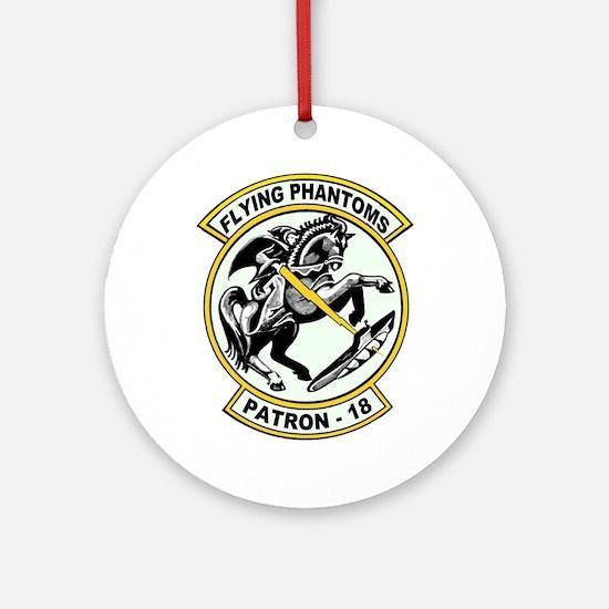 VP 18 Flying Phantoms ver. 2 Ornament (Round)