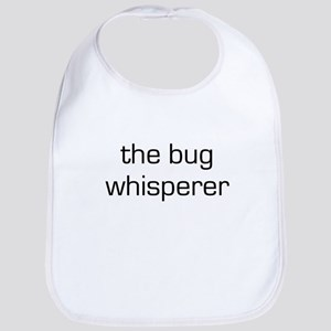 Bug Whisperer Bib