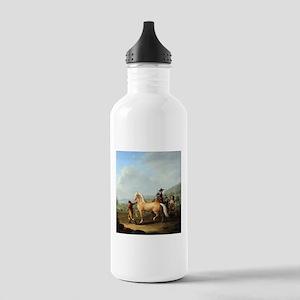 Horse Trading Water Bottle