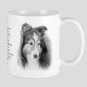 Sheltie Glory Mugs