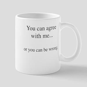 Agree Mug