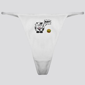 Cow Mom Classic Thong
