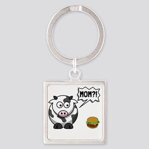 Cow Mom Keychains