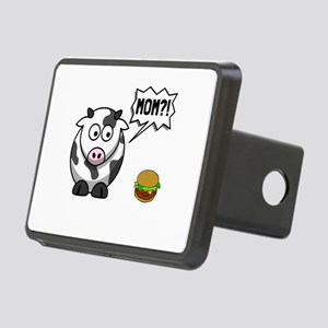 Cow Mom Hitch Cover