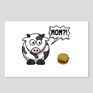 Cow Mom Postcards (Package of 8)