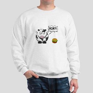 Cow Mom Sweatshirt