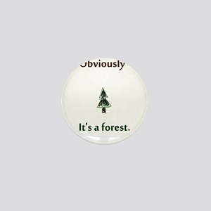 forest Mini Button