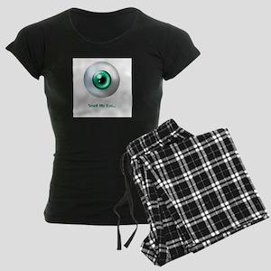 Eye Women's Dark Pajamas