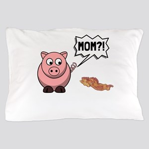 Pig Mom Pillow Case