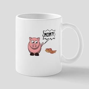 Pig Mom Mugs