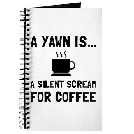 Yawn Coffee Journal