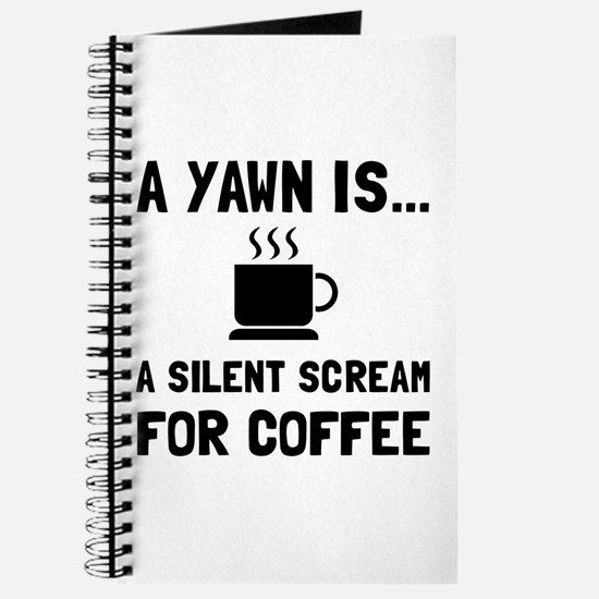 Yawn Coffee Journal
