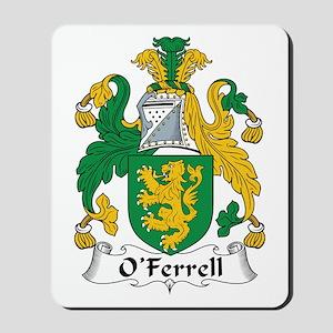 O'Ferrell Mousepad