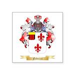 Fedrizzi Square Sticker 3
