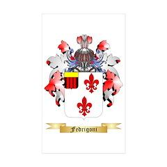 Fedrigoni Sticker (Rectangle 50 pk)