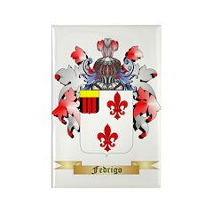Fedrigo Rectangle Magnet (10 pack)
