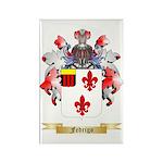 Fedrigo Rectangle Magnet (100 pack)