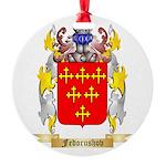 Fedorushov Round Ornament