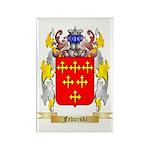 Fedorski Rectangle Magnet (100 pack)