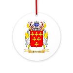 Fedorski Ornament (Round)