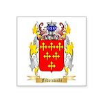 Fedorowski Square Sticker 3
