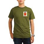 Fedorko Organic Men's T-Shirt (dark)