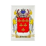 Fedorko Rectangle Magnet (100 pack)