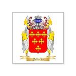 Fedorko Square Sticker 3