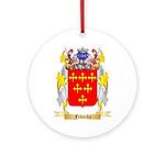 Fedorko Ornament (Round)