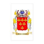 Fedorishchev Sticker (Rectangle)