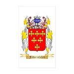 Fedorishchev Sticker (Rectangle 50 pk)