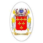 Fedorishchev Sticker (Oval 50 pk)