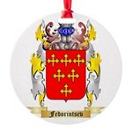 Fedorintsev Round Ornament