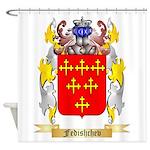 Fedishchev Shower Curtain