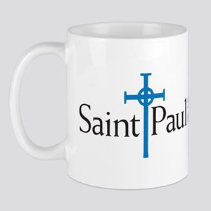 SPST Lg Clear back Mug