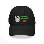 Owl always love football! Baseball Hat