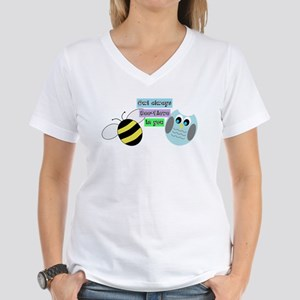 Owl always bee-lieve in you T-Shirt