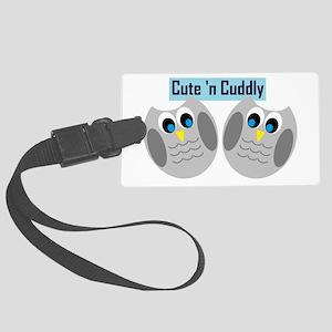 Cute n Cuddly Luggage Tag
