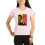 Hillary Clinton Is Scary Performance Dry T-Shirt