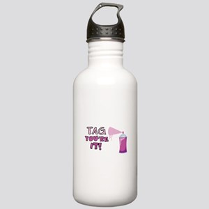 Tag Youre It! Water Bottle