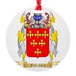 Fedichkin Round Ornament