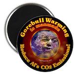Gorebull Global Warming Magnet