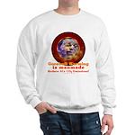 Gorebull Global Warming Sweatshirt