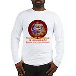 Gorebull Global Warming Long Sleeve T-Shirt