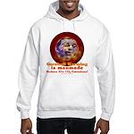 Gorebull Global Warming Hooded Sweatshirt