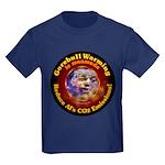 Gorebull Global Warming Kids Dark T-Shirt