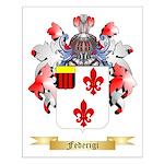 Federigi Small Poster