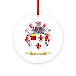 Federigi Ornament (Round)